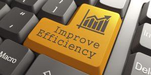 Improve efficiency - Lena Benjamin
