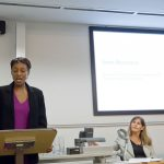 Speaking at UCL - Women in Management Society Launch