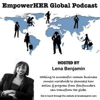 EmpowerHER Global Podcast Image