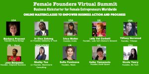 Female Founders Virtual Summit